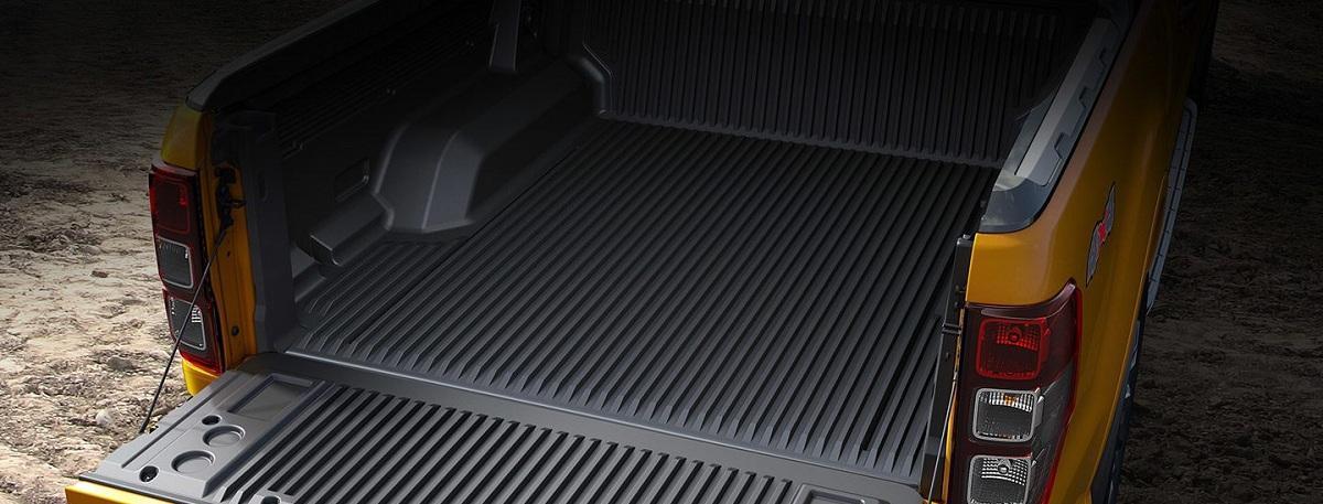 Thùng Xe Ford Ranger Mới có đèn chiếu sáng